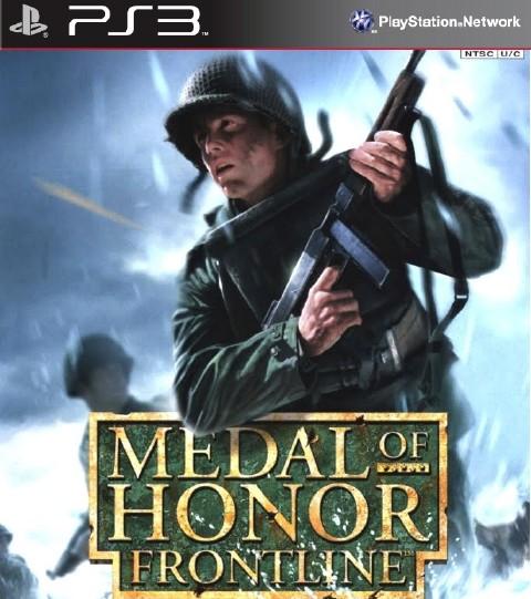 Kết quả hình ảnh cho Medal of Honor Frontline cover ps3