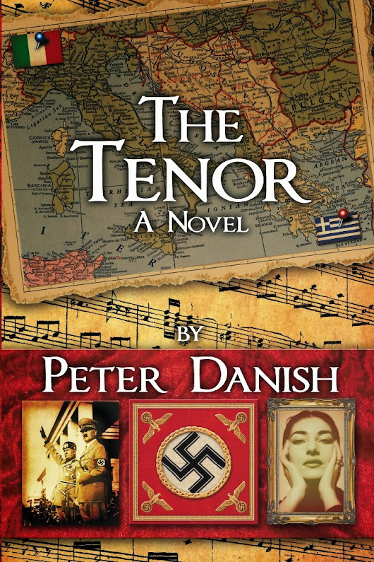Kelsey's Book Corner: Virtual Book Tour Review: The Tenor by @Peterdanish