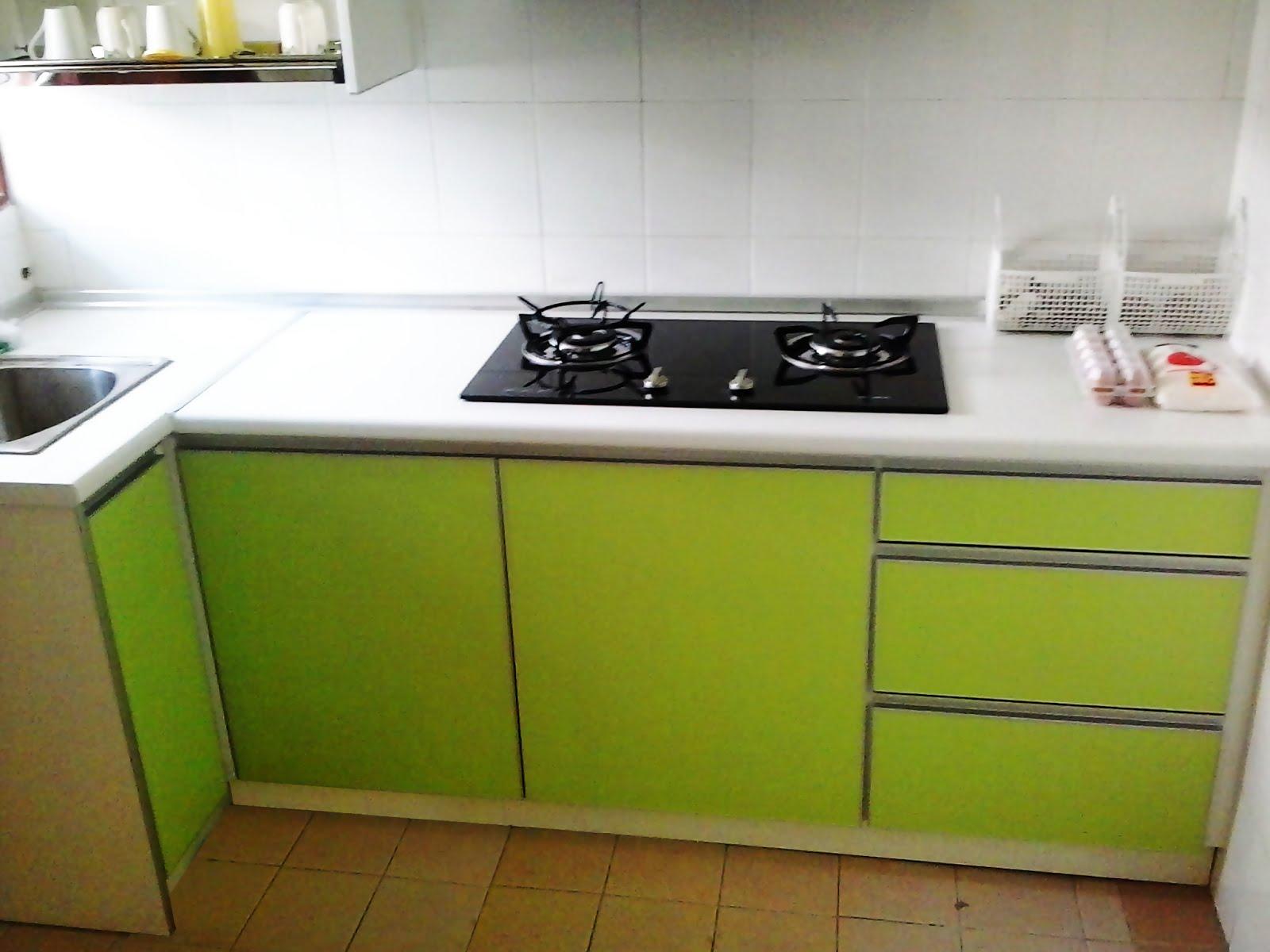 Dari Ruang Dapur Yang Hambar Kini Segalanya Telah Berubah Nah Anda Nilailah Sendiri