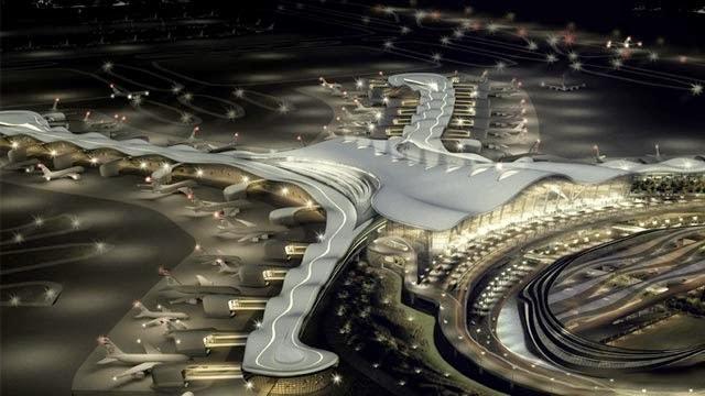 Bandara Internasional Abu Dhabi