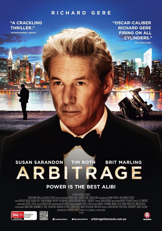 Arbitrage (2012) ταινιες online seires xrysoi greek subs