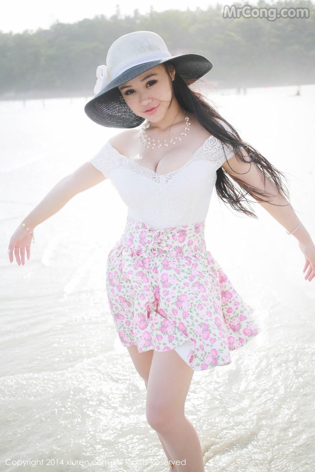 XIUREN No.182: Người mẫu Barbie Ke Er (Barbie可儿) (56 ảnh)