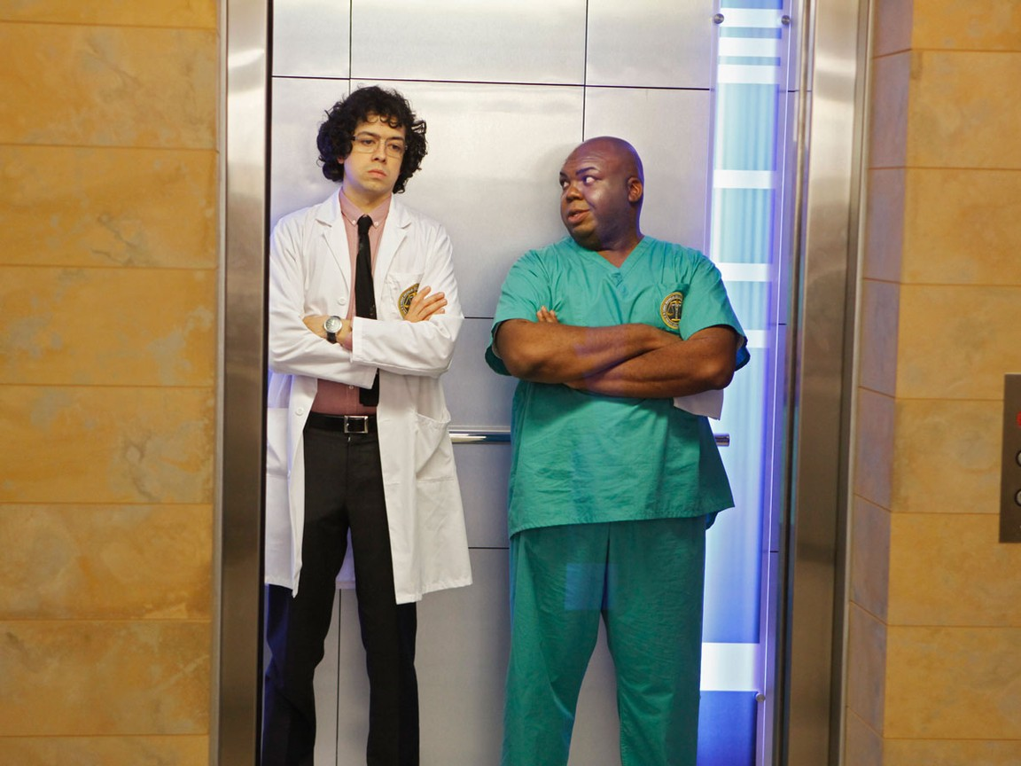 Body of Proof - Season 1 Episode 05: Dead Man Walking