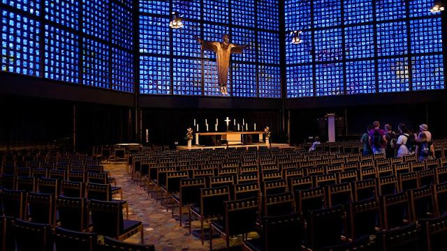Igreja e Memorial Kaiser Wilhelm