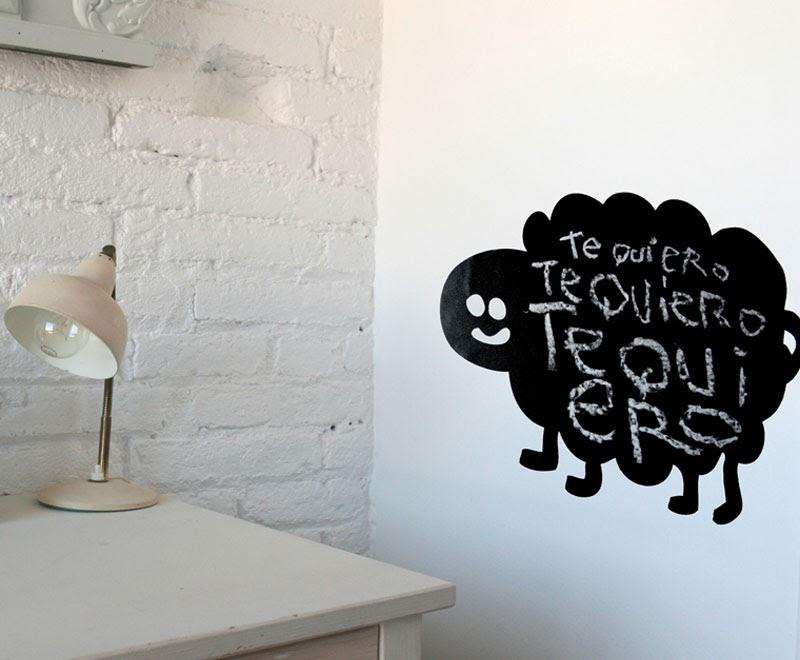 Ideas de cómo dibujar tus paredes