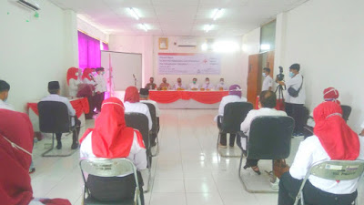 Dewan Kehormatan Dan Pengurus PMI  Pakuhaji Dilantik, Ini Pesan Ketua PMI Kabupaten Tangerang