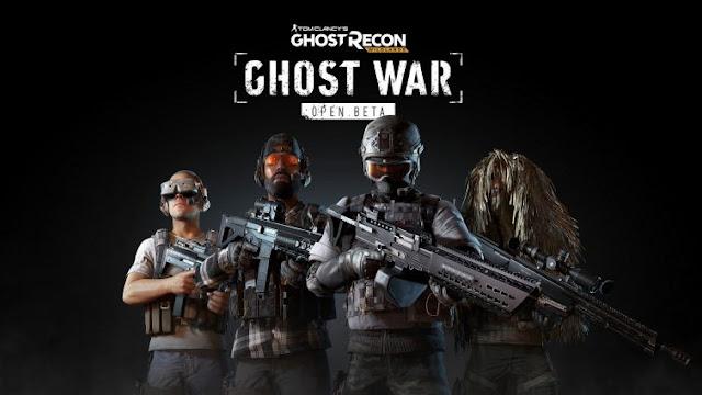 Ghost Recon Wildlands Ghost War
