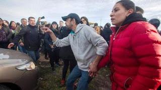 """El juez que investiga la agresión a Macri en Mar del Plata habla de un """"plan sistemático de desestabilización"""""""