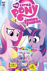 MLP Friends Forever #30 Comic
