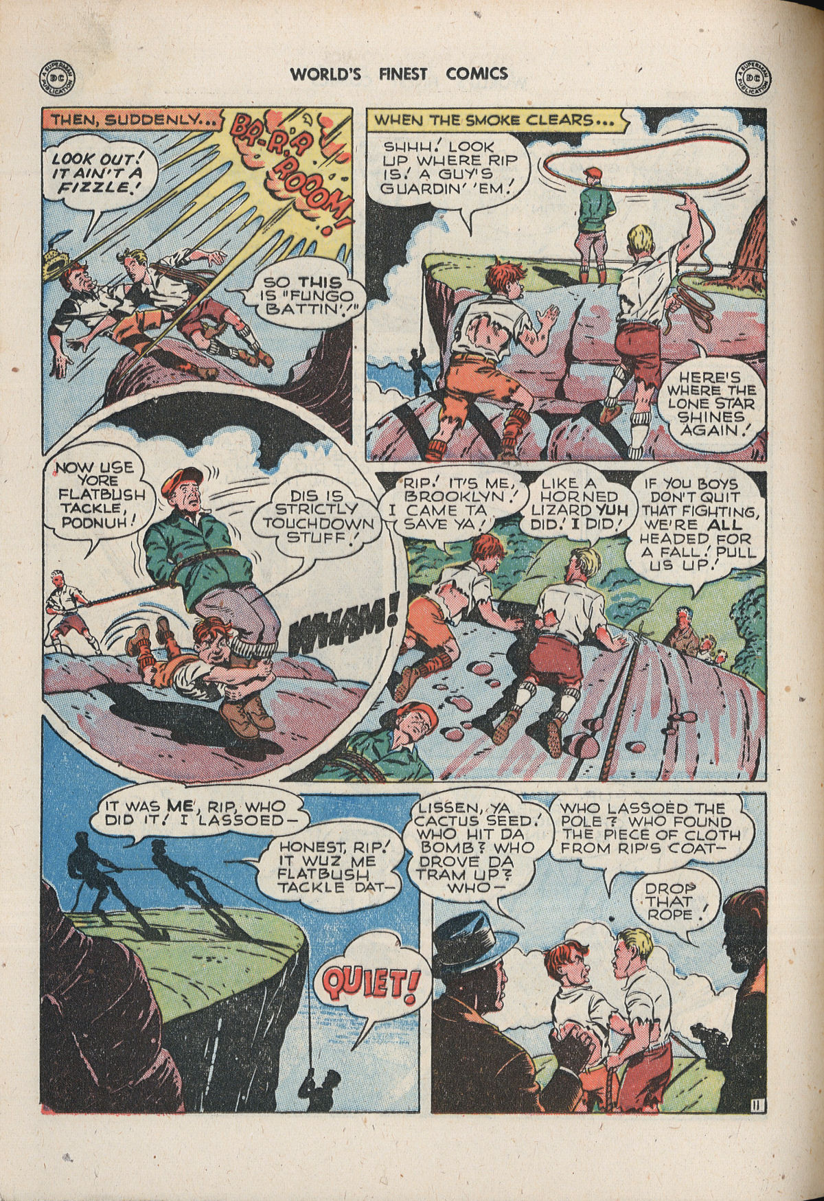 Read online World's Finest Comics comic -  Issue #33 - 58
