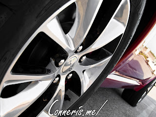 Dodge Durango Wheel Detail