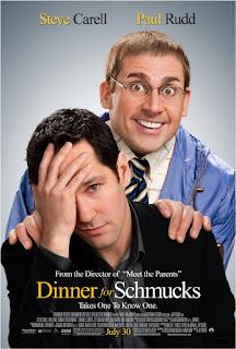 Sinopsis Film Dinner for Schmucks (2010)