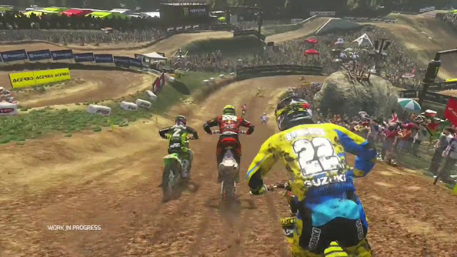 MXGP2 Career Mode