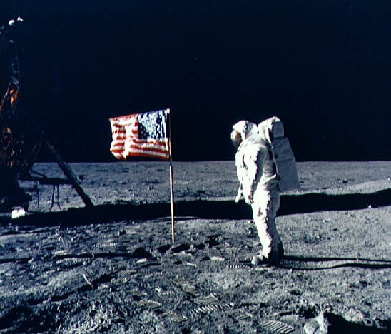 TransGriot: Apollo 11 Moon Landing Anniversary