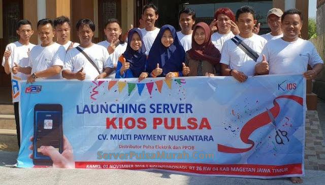 ServerPulsaMurah.Com Bisnis Agen Kios Pulsa Elektrik Online Termurah Surabaya Jawa Timur