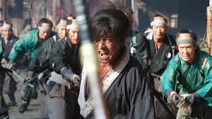 Film Blade of the Immortal (2017)