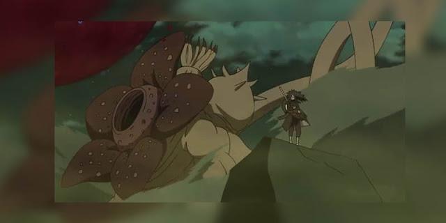 Unsur Indonesia yang terdapat pada anime Naruto