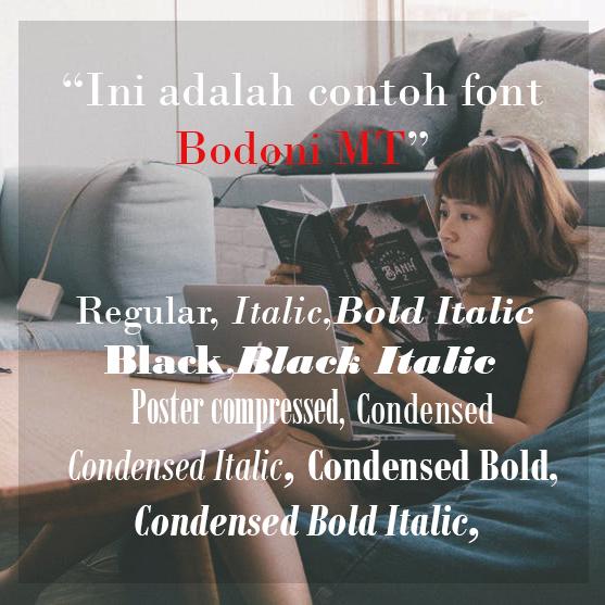 Rekomendasi Font Yang Cocok Untuk Digunakan Dalam Gambar Quotes