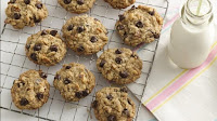 Oatmeal Choco Cookies Untuk Pecinta Biskuit Coklat