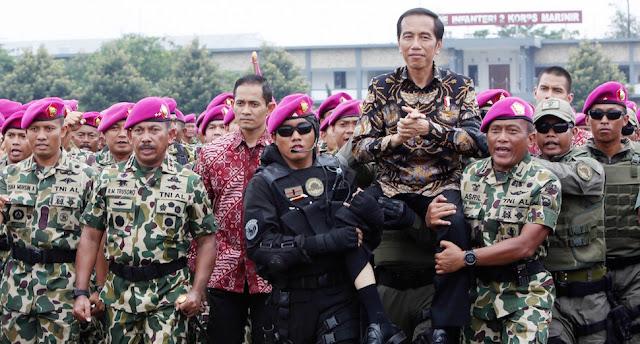 Kopassus, Marinir, Brimob Sudah. Ke Mana Lagi, Pak Presiden? : Berita Terhangat Hari Ini
