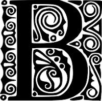 Huruf B