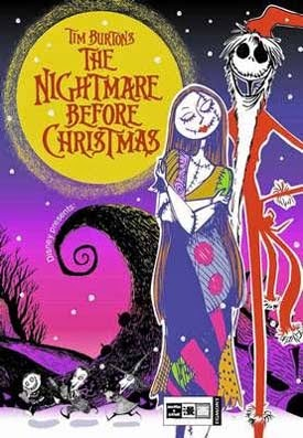 Pesadilla Antes De Navidad, De Tim Burton; de Jun Asuka