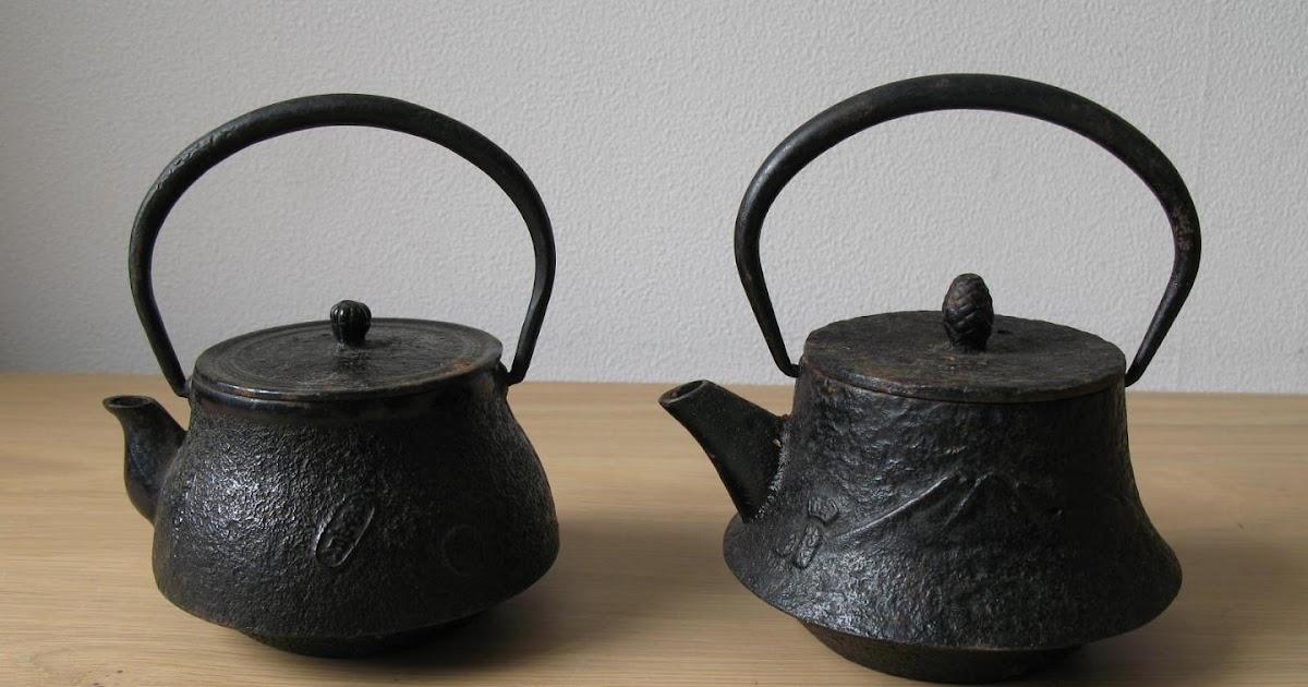 【日本工藝】老鐵壺日常保養須知 ~ 瑞壽:藝術銀壺工藝專家