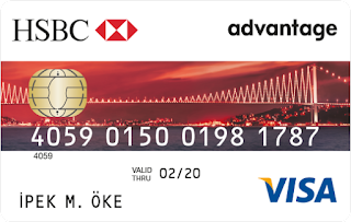HSBC Sms İle Kredi Kartı Başvurusu