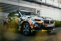 BMW X2 (2018 Prototype) Front Side 2