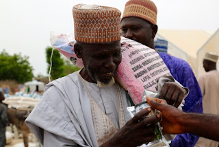 NIGERIA: UN- FOOD AGENCIES TEAM UP TO SECURE LIVELIHOODS IN NORTHEAST NIGERIA