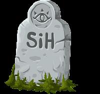 En el entierro