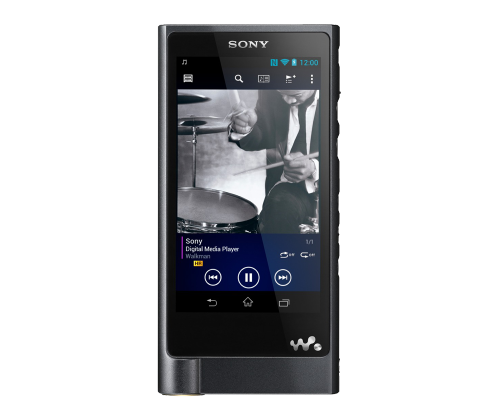 sony nw-zx2 android walkman