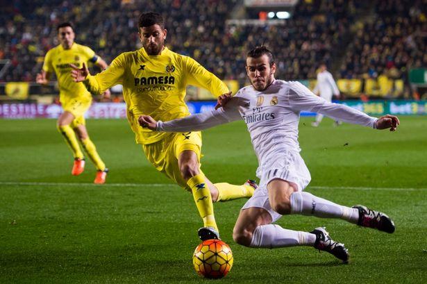 Real Madrid vs Villareal