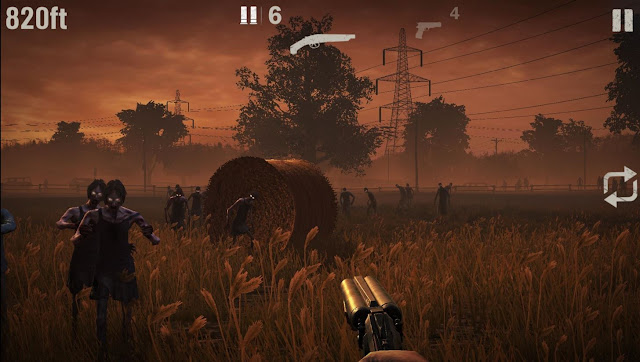 Into the Dead 2 Mod Tiền - Game bắn súng Zombie cực hay