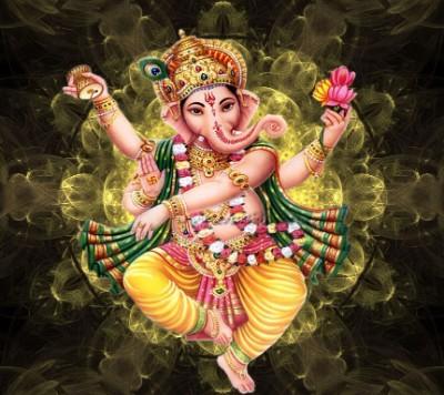Hindu God ganesha image