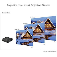 High quality Smart projectors 51TJkYU1XaL