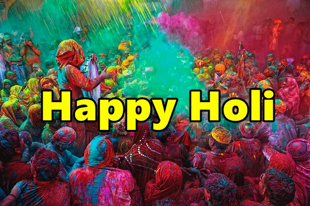 Best Happy Holi 2019 Quotes Whatsapp Status and SMS Wishes in Hindi
