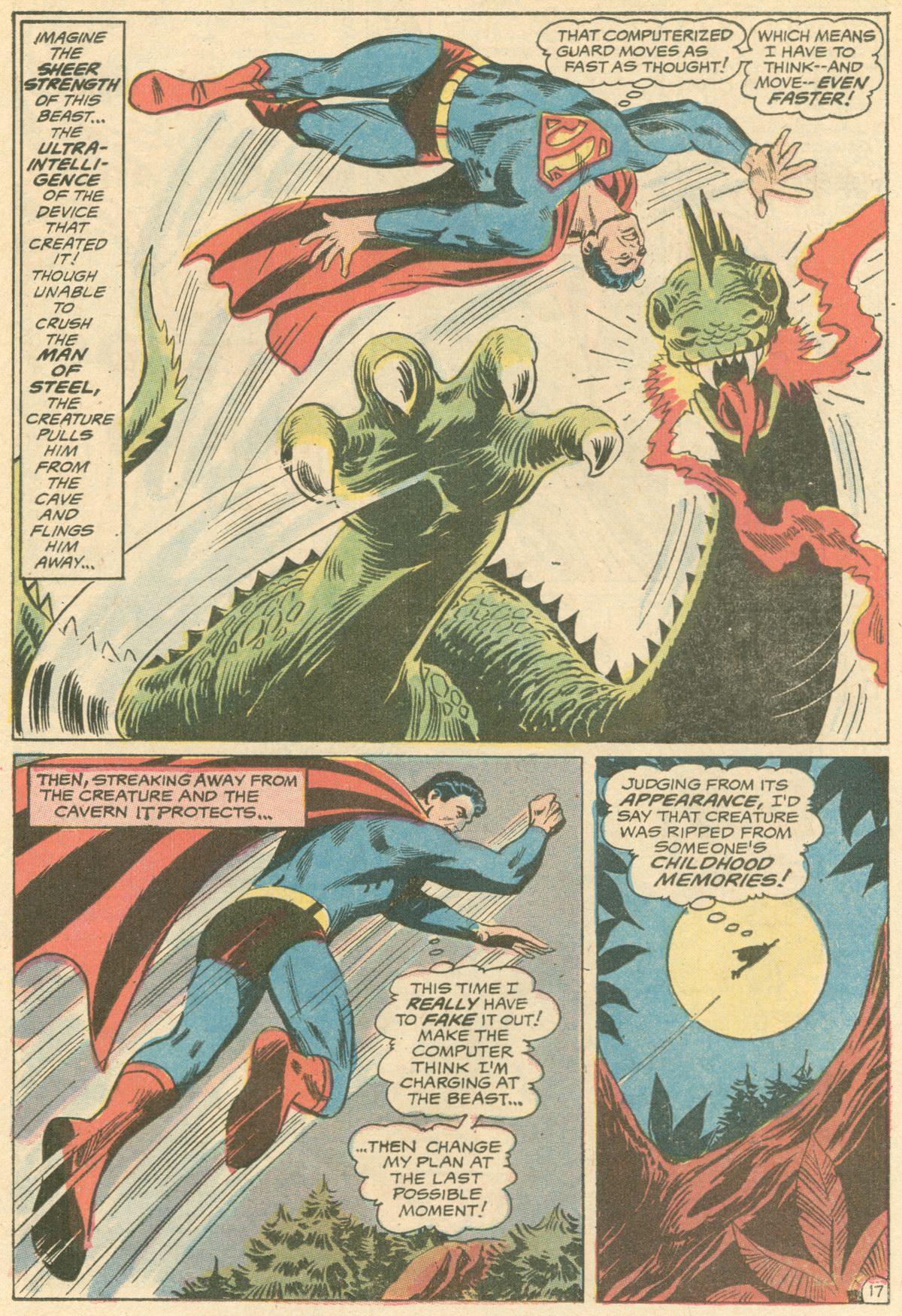 Read online World's Finest Comics comic -  Issue #205 - 21