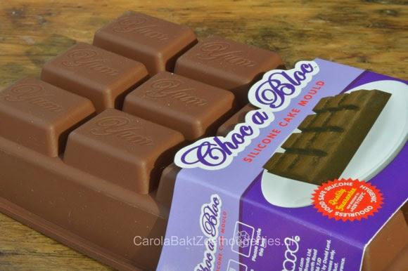 chocolade reep bakvorm gadget store radbag NL