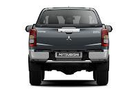 Mitsubishi L200 / Triton Double Cab (2019) Rear