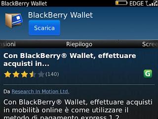 Después de varios meses volvemos a ocuparnos del software nativo BlackBerry Wallet para archivar de modo seguro, contraseñas, tarjetas de crédito, tarjetas de fidelización y mucho más en nuestros smartphones BlackBerry. Apenas hace unos días se publicó la actualización a la versión 1.2.2.6, que no se conocen los cambios, aunque creemos que resuelve algunos bugs de la versión anterior. Con BlackBerry Wallet puede ver la información almacenada en nuestros smartphones para la recopilación de datos de la tarjeta de crédito, facilitar el envío y agilizar los procedimientos de compra. Todo protegido por una contraseña para evitar que cualquiera pueda acceder