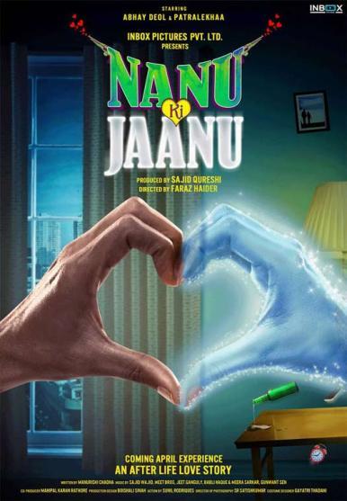 Nanu Ki Jaanu (2018) besthdmovis - 700MB DVDScr Hindi Movie 720p ESubs