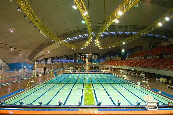 Olympic Swimming Pool 2012: Olympic Pool 2012