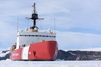 As Congress put off funding for new icebreakers, Russia built a fleet of more than 40. Now the Polar Star is one of only two U.S. military icebreakers in operation. (Credit: Petty Officer 2nd Class Grant DeVuyst/U.S. Coast Guard Click to Enlarge.