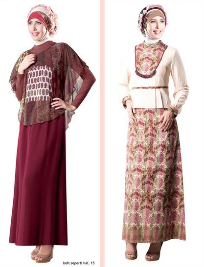 Trend Fashion Busana Muslim Wanita Terbaru