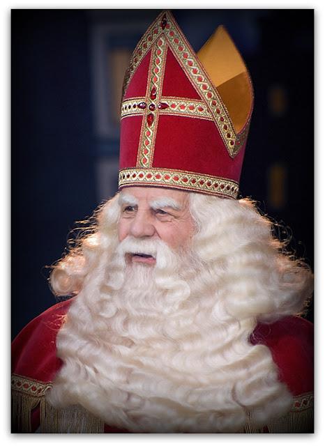 Sinterklaas AKA Santa Claus