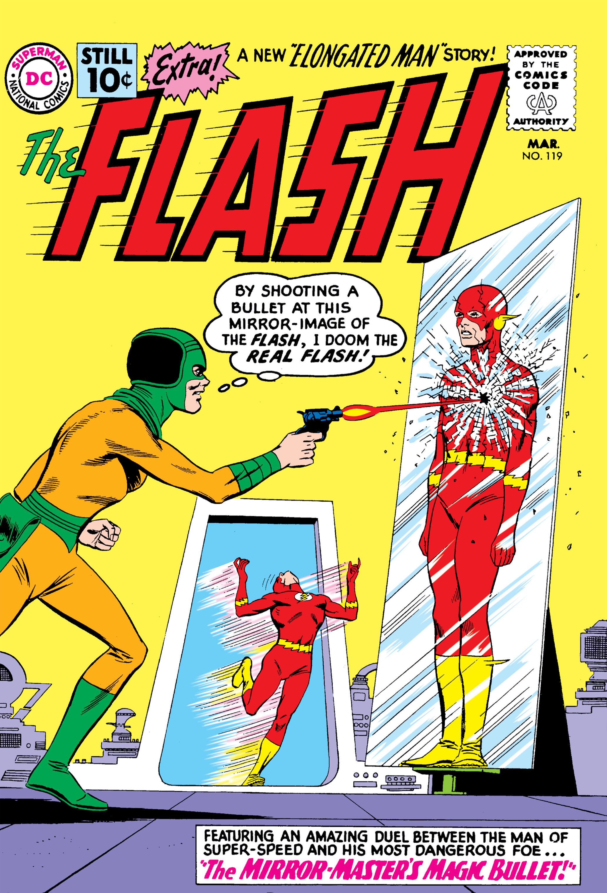 The Flash (1959) 119 Page 1
