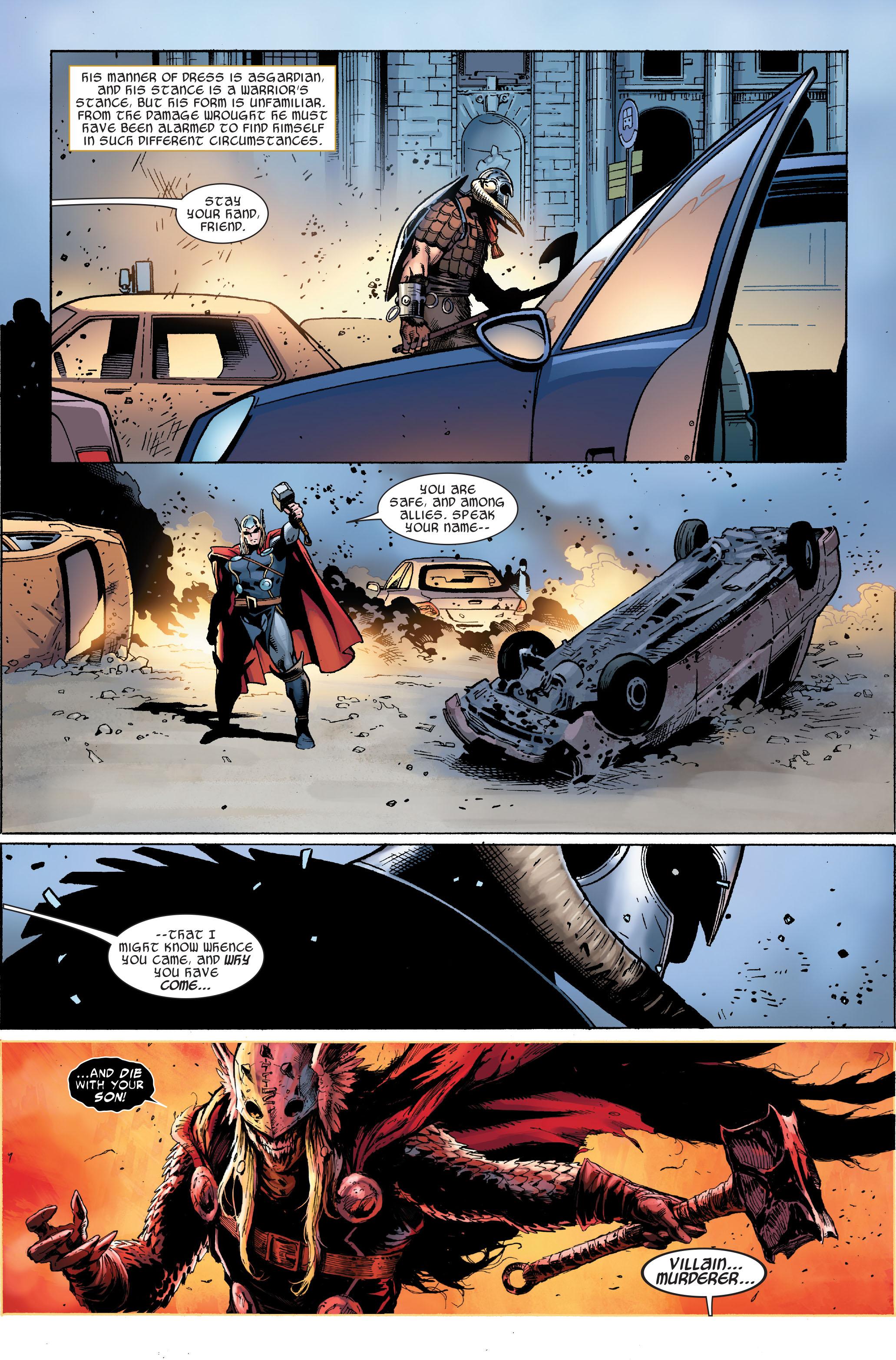 Thor (2007) Issue #600 #13 - English 14