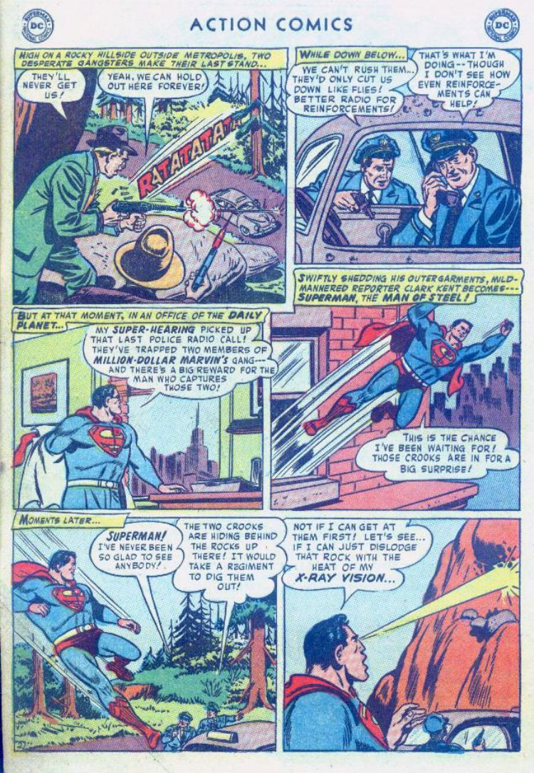 Read online Action Comics (1938) comic -  Issue #176 - 4