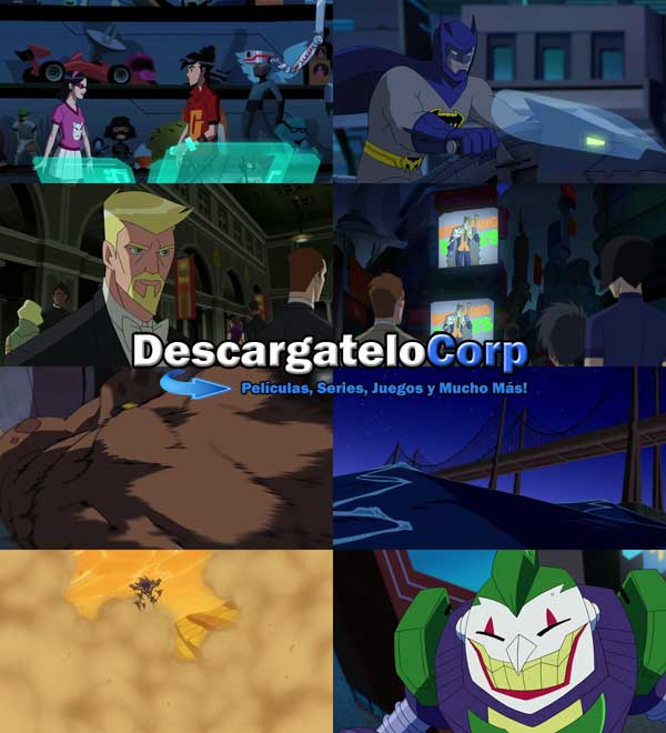 Descargar Batman Unlimited Monster Mayhem DVDRip Latino